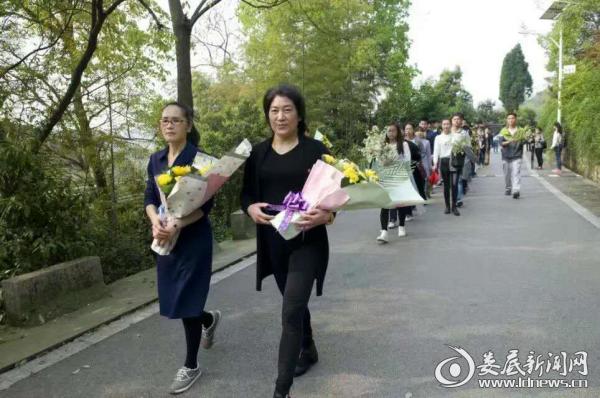 【新时代的奋斗者】刘莉华钟过去:弘扬贤母文化 倡导核心价值